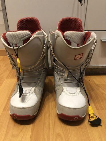 Sport i hobi - Smederevo: Cipele za snowboard Burton vel. 44, uvoz Svajcarska