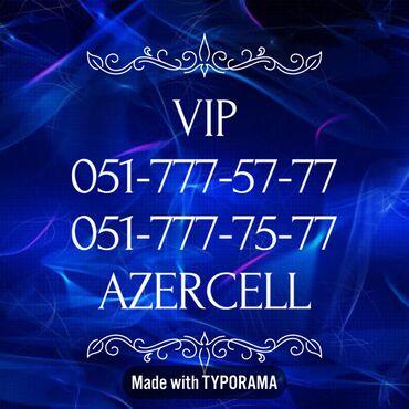sim sim nomreler - Azərbaycan: 051-777-57-77 051-777-75-77 Yeni VIP Azercell nomreler
