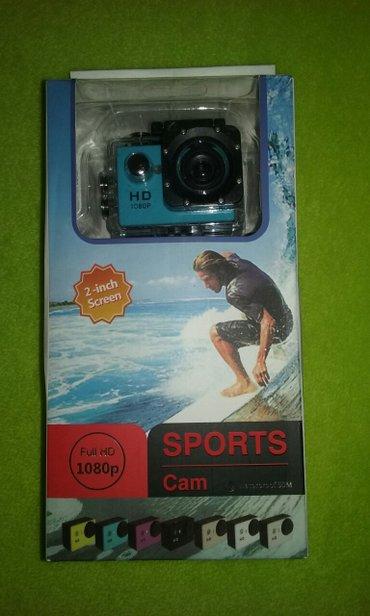 Sportske kamere sa drzačima i usb kablom.Idealne za snimanje ispod - Nis