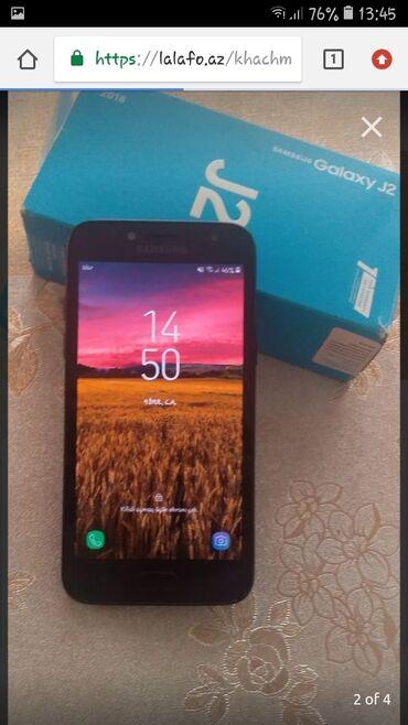 Электроника в Хачмаз: Б/у Samsung Galaxy J2 Pro 2018 16 ГБ Черный