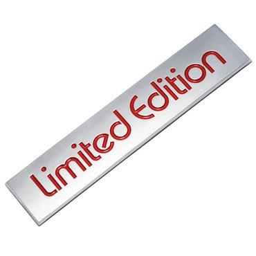 Samolepljiva metalna pločica - Limited Edition - Zrenjanin