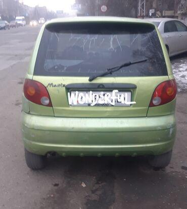 Пик групп ош - Кыргызстан: Daewoo Matiz 0.8 л. 2000 | 392590 км