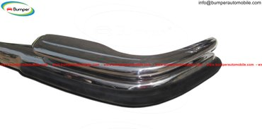 Mercedes Benz W108 & W109 years (1965-1973) bumpers stainless in Amargadhi  - photo 2
