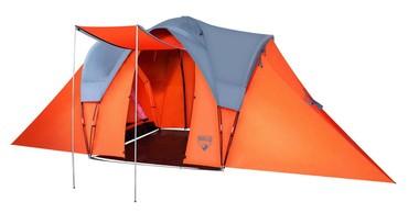 Палатки в Кыргызстан: Палатка Camp Base 6-местная 610*240*210