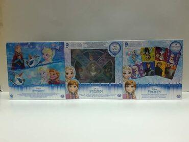 Frozen-kompleticine - Srbija: Frozen 3 društvene igreDominePuzle 3D dve slikeČoveče ne ljuti