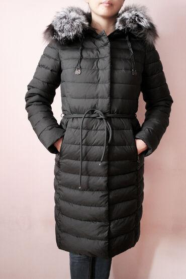 Зимняя турецкая куртка SVIDNI Очень тёплая!  Состояние отличное.  Разм