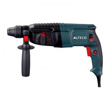 Перфоратор ALTECO RH 0215 Promo SDS-Plus / 26 мм имеет 3 режима работы