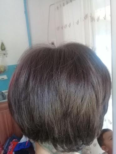 Личные вещи - Кара-Балта: Хочу продать парик,Новый не ношенный,преобрели по чистой случайности