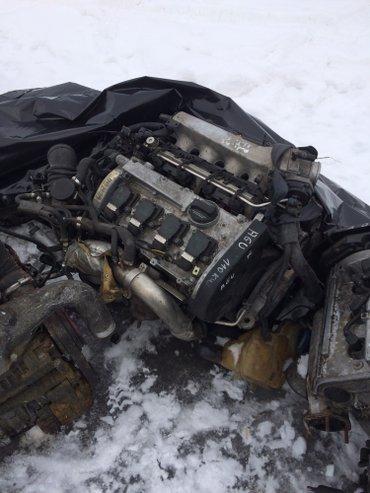 Продаю двигатель на Ауди А-3 обьем 1.8 турбо комплект с коробкой  в Бишкек