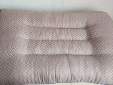 Продаю подушки синтепон(массажные) посередине с гречневой лузгой