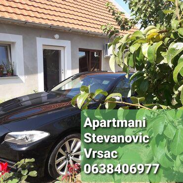 Sobe - Srbija: Apartmani Vrsac GORDANA STEVANOVIC, Hajduk Veljka 64.  Cisto, udobno