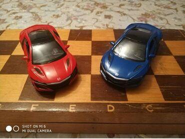 acura nsx 3 mt - Azərbaycan: Honda NSX modeli ağ qara göy qırmızı rəngləri var
