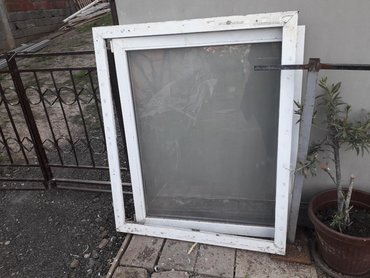 Prozori - Srbija: Prozor. S100 v 120cm. Polovan. Skinut. Kupljen nov