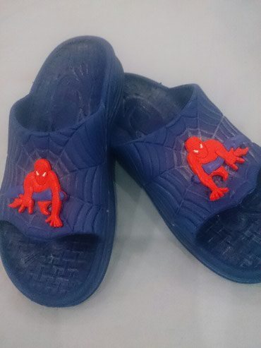 """Bakı şəhərində Тапочки """"Spiderman"""", размер 33/34"""