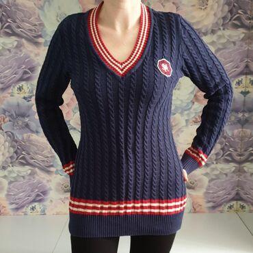 shikarnoe-vechernee-plate-v-pol в Кыргызстан: Фирменный свитер US Polo в отличном состоянии. Размер 46/48. Очень