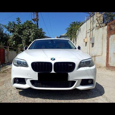 BMW - Hövsan: BMW 5 series 2.4 l. 2012 | 270000 km