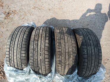 шины 265 65 r17 в Кыргызстан: Продаю резину 265/65 r17 на Лексус gx470,lx470,4runner,Prado зимняя
