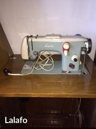 lada jellada в Кыргызстан: Швейная машинка Lada (Чехословакия)