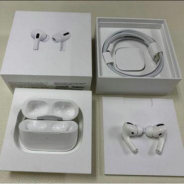 Наушники Apple Airpods PRO (Реплика 1:1) Lux КопияСамая лучшая реплика
