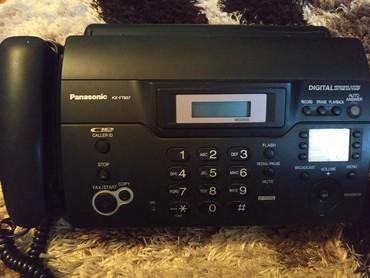 Продается факс Panasonic !!! состояние идеальное в Кара-Суу