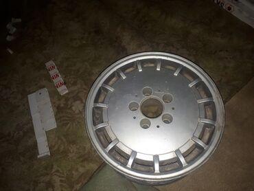 Фельги диски мерседес р15 продаю. Есть 3 штуки, 1600 сом за 1