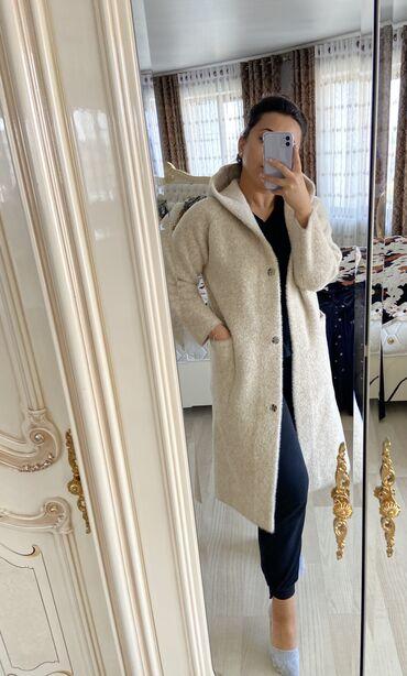 Пальто - Кызыл-Суу: Пальто Альпака Осень-Зима Из химчистки