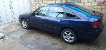 Mazda Azərbaycanda: Mazda 626 1.8 l. 1997 | 385800 km