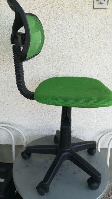 Nameštaj - Lazarevac: Dečija stolica