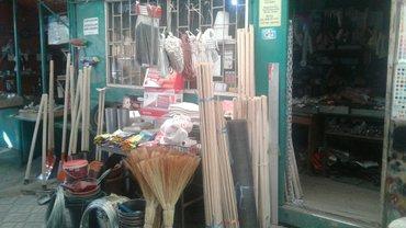 Продаю действуюший павильон хозяйственных товаров с местом и доходом н в Кок-Ой