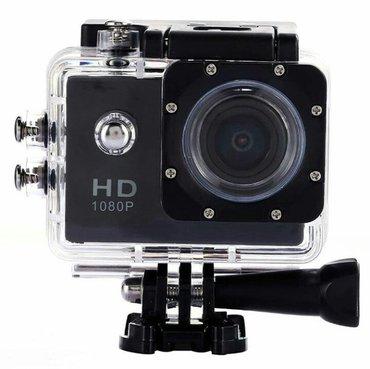 """Fly lx610 mega - Srbija: Sportska akciona kamera 4K Ultra HD WiFi  Karakteristike:  * 2.0"""" LCD"""