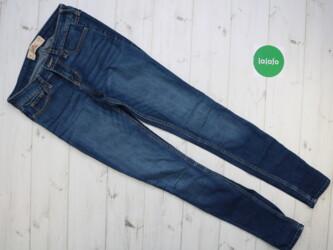Личные вещи - Украина: Женские джинсы скинни Hollister, р. S    Длина: 100 см Шаг: 77 см Пояс
