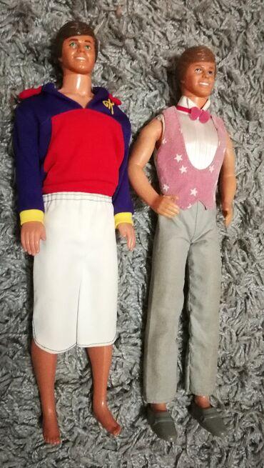 Mattel Barbie Ken, dve lutke iz 80-ih, u dobrom stanju