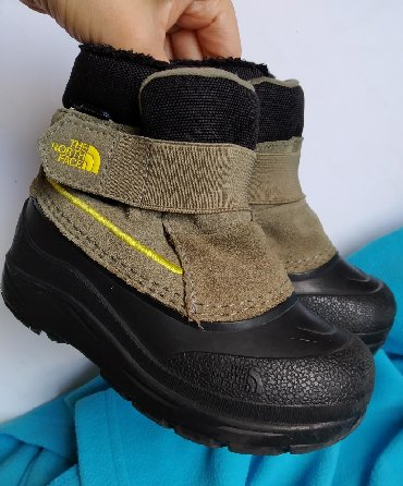 Детские ботинки The North Face оригинал 9размер,наш 26-16см по