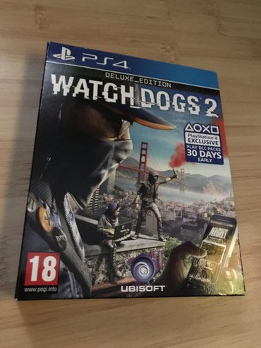 Watch Dogs 2 Deluxe Edition - Vrsac