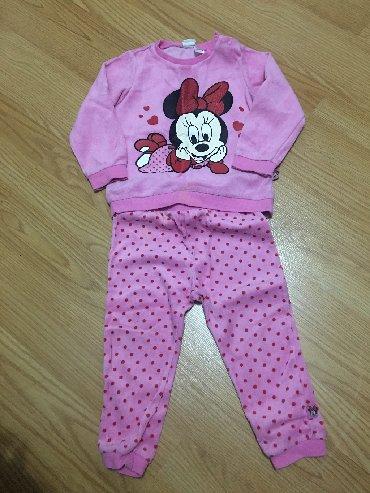 H&m pidžama za devojcice, vel 92