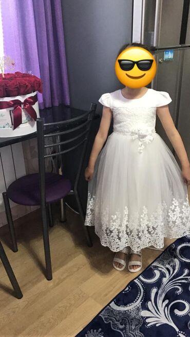 Детский мир - Кара-Балта: Платье для девочек производство Турция