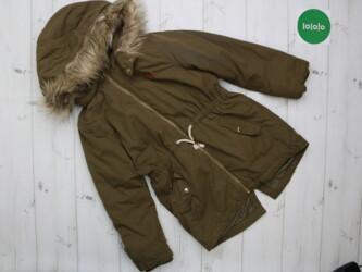 Детский мир - Украина: Детская куртка-парка H&M, возраст 7-8 лет    Длина: 52/56 см Рукав
