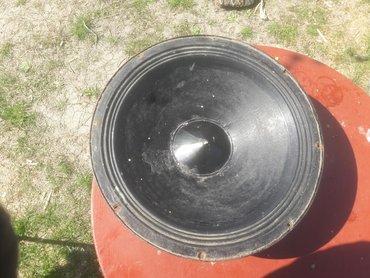 Na prodaju zvučnik ispravan 600 ili 700 wati Može zamena za razno