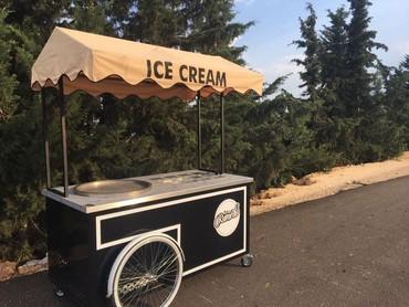 avadanlıq - Azərbaycan: Tailand dondurmasi. Bu ilin en debde bizneslerinden biri mehz tailand