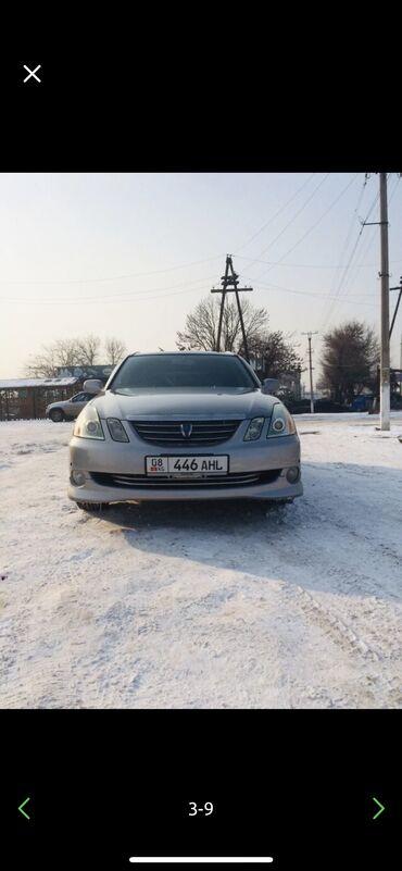 Toyota - Цвет: Серый - Бишкек: Toyota Mark II 2 л. 2002