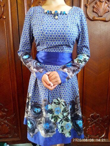 Женская одежда - Кашка-Суу: Красивое турецкое платье! Такой трикотаж прекрасно смотрится и привлек