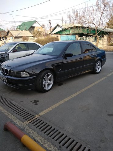 BMW 5 series 2.5 л. 1999 | 1 км