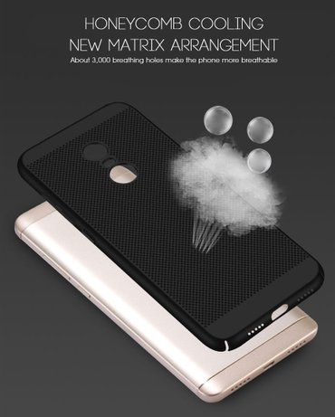 Xiaomi Redmi Note 4X Kaburosu Qara ve Goy rengde orijinal, yenidir. в Bakı