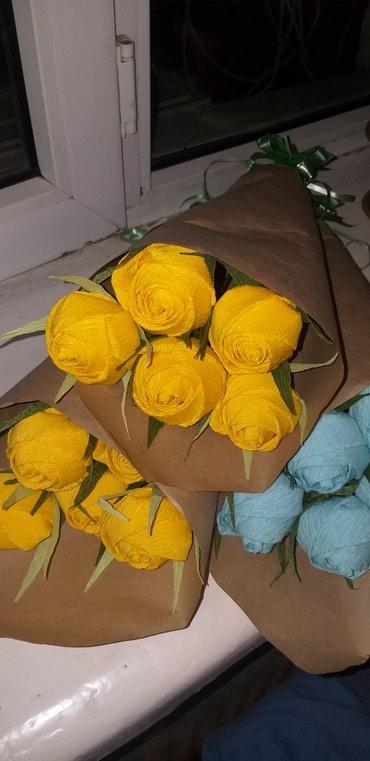 Цветы, которые не вянут по в Бишкек