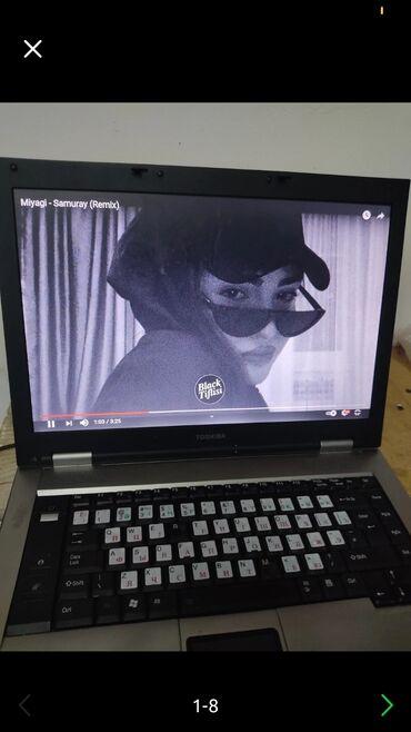 Электроника - Пригородное: Продаю ноутбук Toshiba в хорошем состоянии идеально работает один мину