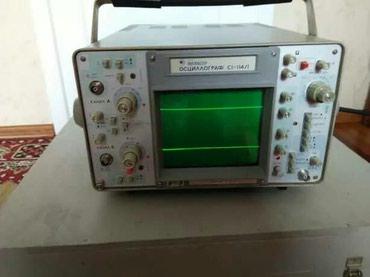 Куплю с1-114-1 двуканалный осциллограф. до 3000 сом. в Бишкек