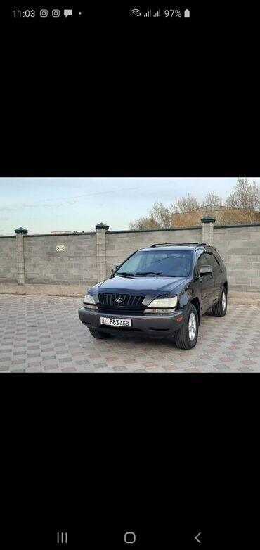 Lexus RX 3 л. 2003 | 190000 км