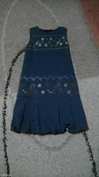Preslatka ljubicasta haljinica!!!! Veličina 14. - Pancevo