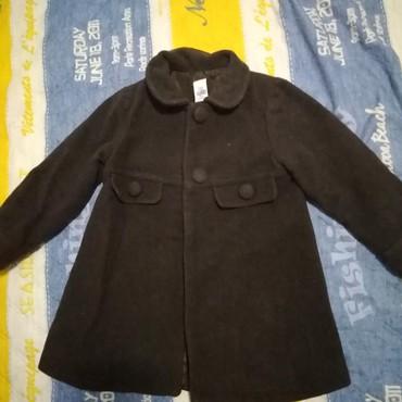 Dečije jakne i kaputi | Velika Plana: Kaputić za devojčice očuvan prelep, poklon suknjica uz njega