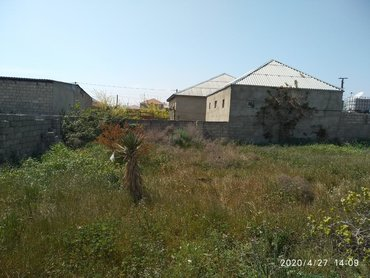 Alfa romeo 166 32 mt - Azərbaycan: Satış 5 sot Tikinti mülkiyyətçidən